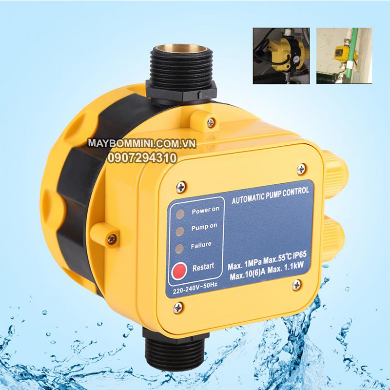 Automatic Water Pump