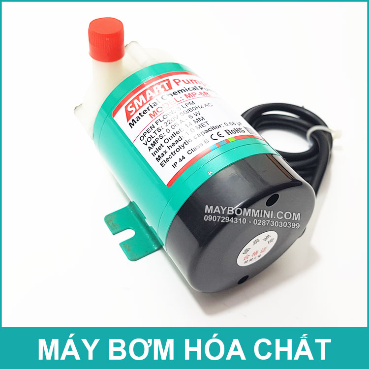 Ban May Bom Hoa Chat MP 6R Chinh Hang
