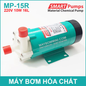 May Bom Hoa Chat 220V 10W 16L MP 15R SMARTPUMPS