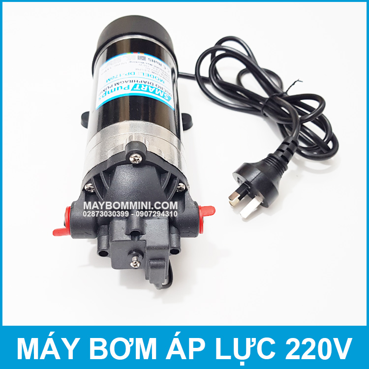 Micro Diaphragm Pump DP 170M 220V