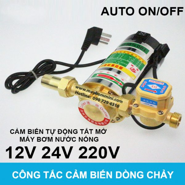 Cach Lap Cam Bien Dong Chay
