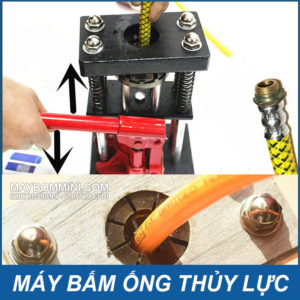 Cach Su Dung May Bam Thuy Luc