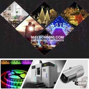 Nguon 12v 24v Den Led Camera May Bom Nuoc