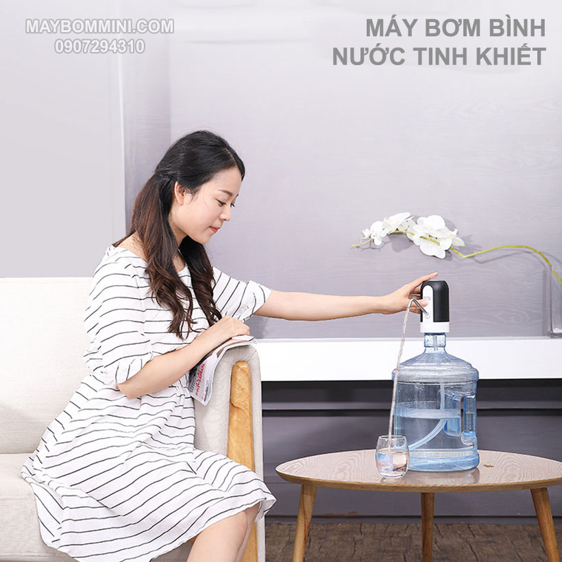 May Bom Nuoc Uong Gia Dinh 2018