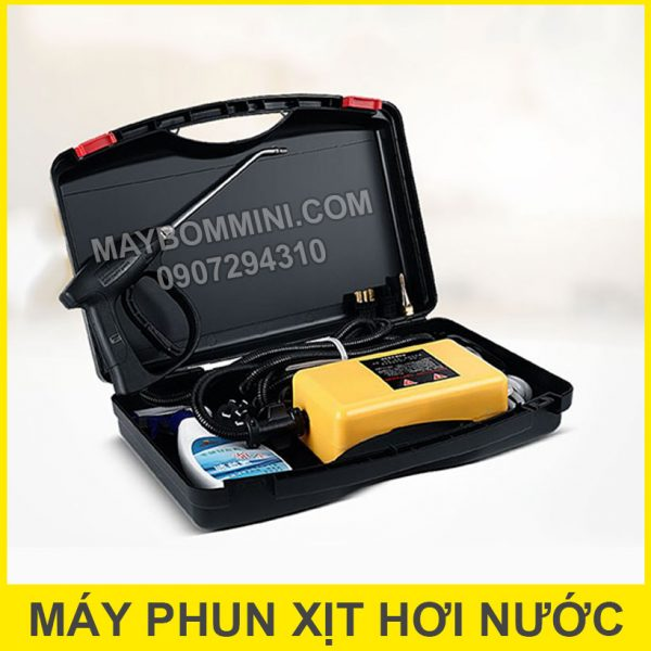 Xit Hoi Nuoc Nhiet Do Cao