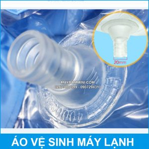 Lo Ong Nuoc Ve Trum Ve Sinh May Lanh