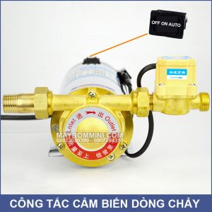 Cach Su Dung Cong Tac Cam Bien Dong Chay