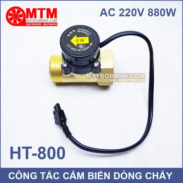 Cam Bien Dong Chay 220v 880w HT 800