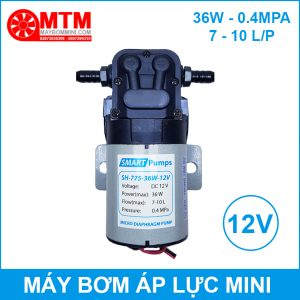 May Bom Ap Luc Mini 12v Sh 775 Gia Re