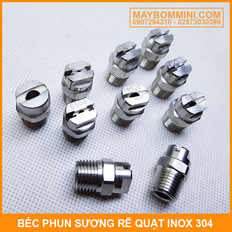 Bec Inox 65 Do Re Quat