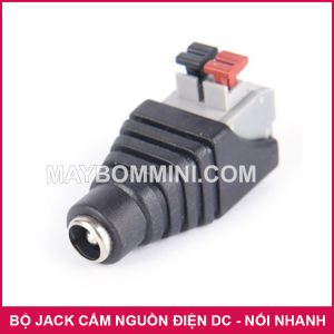 Female Jack DC 12v 24v