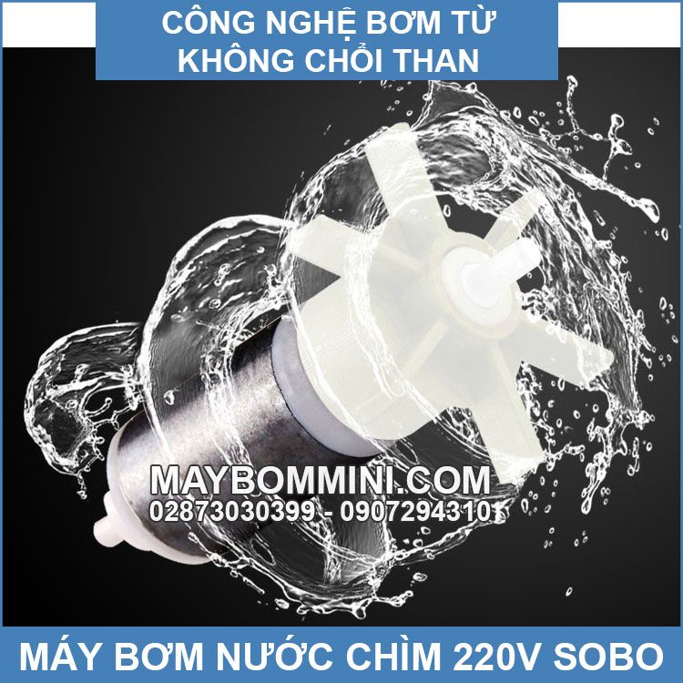 May Bom Tu Khong Choi Than