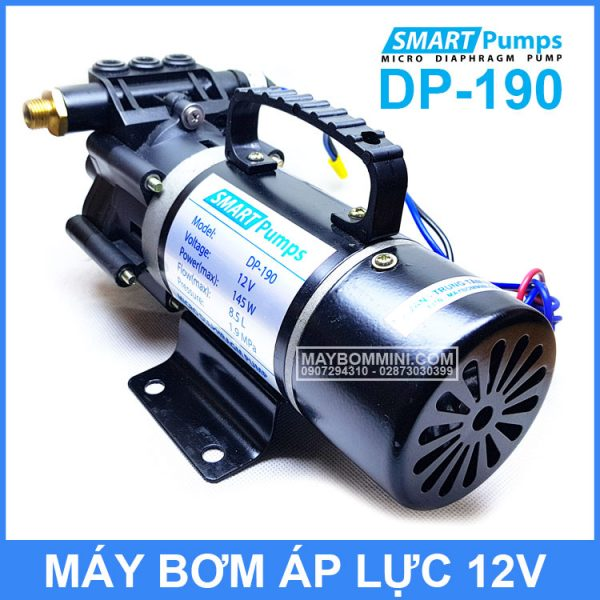May Bom Mini 12v 145w 8.5l