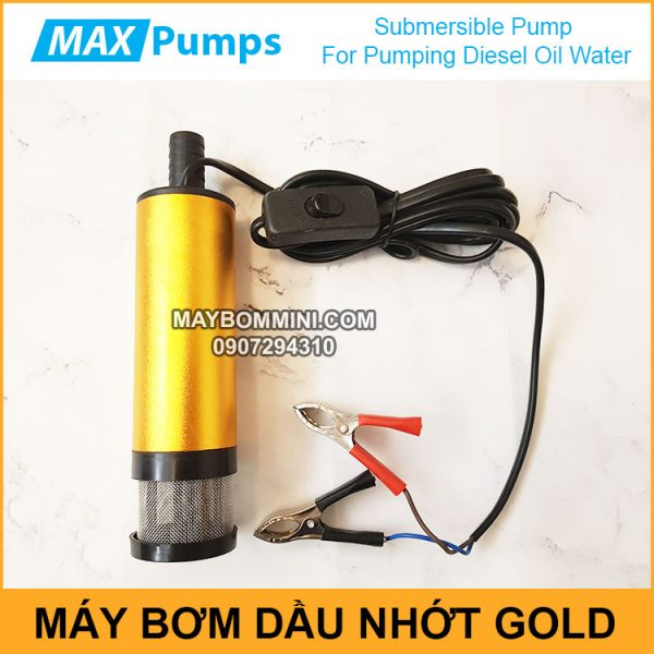 Submersible Pump For Pumping Diesel Oil Water