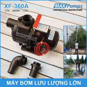 May Bom Luu Luong Lon 12V 150L 360A MAXPUMS