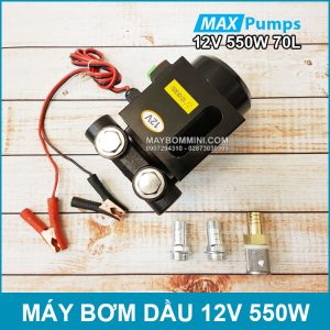 May Bom Dau DO 12V 70L Gia Re
