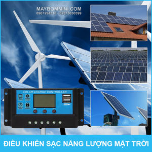 Auto Solar Charge Controller CMTD
