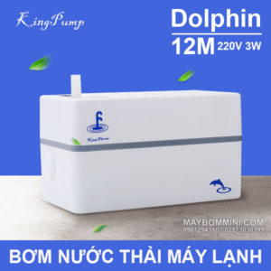 May Bom Nuoc Thai May Lanh 220V 12M Dolphin Kingpumps